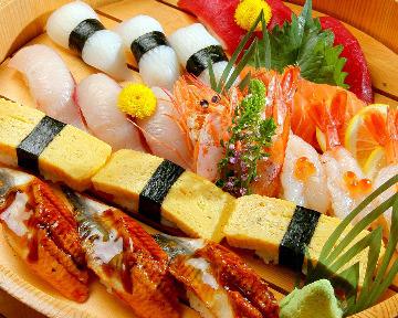 魚輝水産 海鮮れすとらん 八尾南店