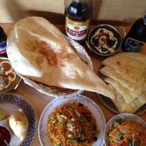インドレストラン&バル アニサモーティマハル