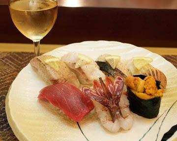 すし 四季料理 鯉ぬま