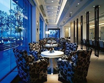 ラウンジ&バー グラン・ブルー ホテル ラ・スイート神戸