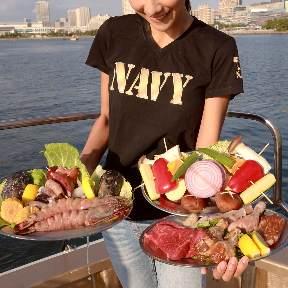 お台場船上バーベキュー NAVY(ネイビー) image