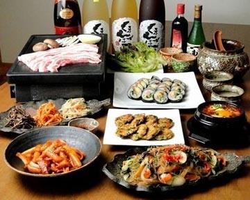 韓国家庭料理だんらん