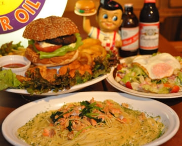 「AMERICAN DINING&CAFE SOUL OVER」