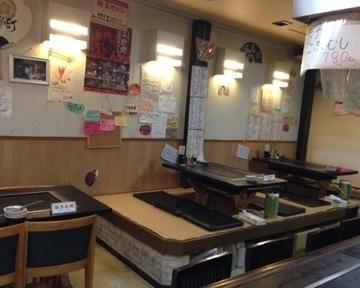 お好みハウスヤキヤキ亭平野本店