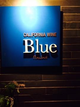 Blue  Californiawine&Italian