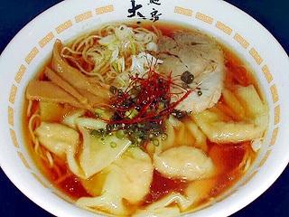 麺房大喜(メンボウタイキ) - 仙台市周辺 - 宮城県(ラーメン・つけ麺)-gooグルメ&料理