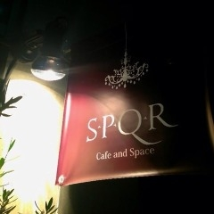 SPQR Cafe and Space