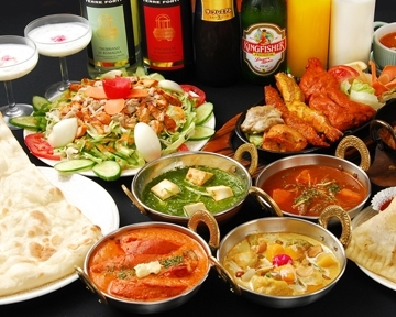インド料理darbar image