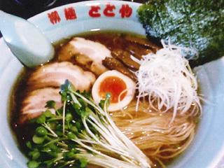 柳麺 ととや(リュウメントトヤ) - 前橋/伊勢崎 - 群馬県(ラーメン・つけ麺)-gooグルメ&料理