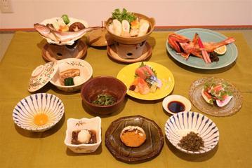 和食 月の栞