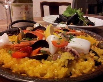 地中海食堂 Tondo image