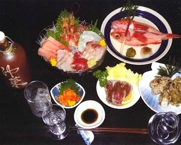 三陸海鮮料理 沖菜 image