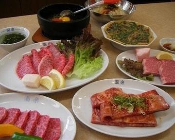 焼肉 園楽(ヤキニクエンラク) - 津山/美作 - 岡山県(焼肉)-gooグルメ&料理