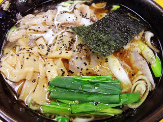 十八番(ジュウハチバン) - 荻窪/西荻 - 東京都(ラーメン・つけ麺)-gooグルメ&料理