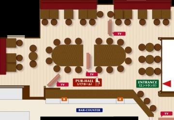 HUB 池袋サンシャイン通り店(ハブ イケブクロサンシャインドオリテン) - 池袋 - 東京都(スナック・クラブ,ビアホール・ビアガーデン,パーティースペース・宴会場,バー・バル)-gooグルメ&料理