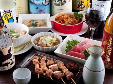 酒処 Dining 大陸 image