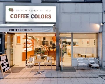 COFFEECOLORS 青森新町店