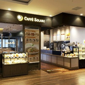 CAFFE SOLARE 新さっぽろ店