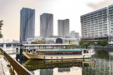 屋形船石川丸 image