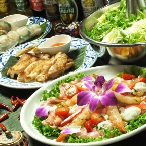 完全個室×本格アジア料理 スパイス マーケット