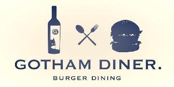 BURGER DINING GOTHAM DINER.(ゴッサムダイナー) image