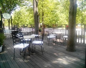 公園レストラン