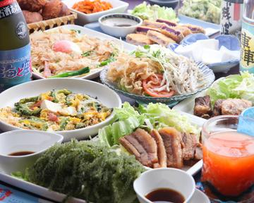 琉球 海と空 ハイビスカス食堂 image