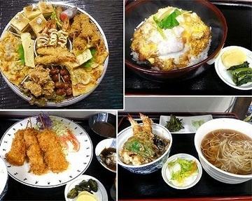 天ぷら・とんかつ 天心