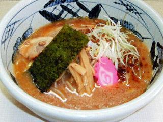 胡桃ラーメン(クルミラーメン) - 豊平/月寒/清田 - 北海道(ラーメン・つけ麺)-gooグルメ&料理
