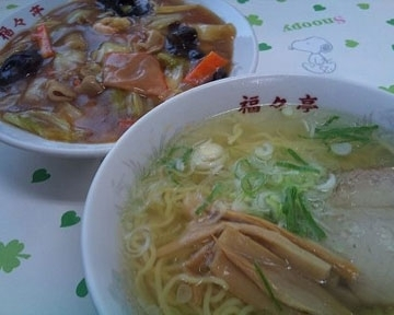 福々亭(フクフクテイ) - 函館/渡島 - 北海道(ラーメン・つけ麺)-gooグルメ&料理