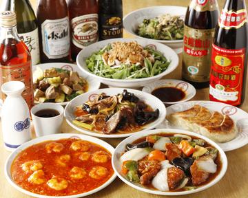 中華料理 十八番 八丁堀店