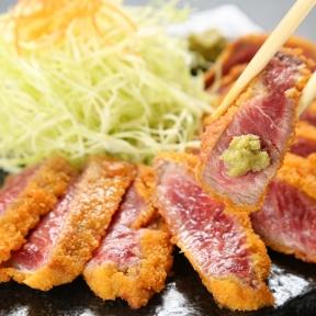 牛かつ専門店 日本橋 富士 image