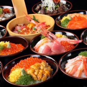 キリンビール園本館 海鮮丼屋