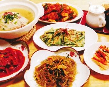 韓国料理 慶州