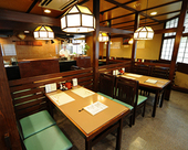 【2階席】テーブル&小上がり席