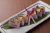 焼き鯖棒寿司