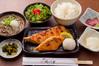 鮭ハラス焼き定食