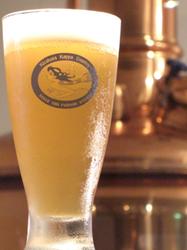 工場併設!注ぎ方にもこだわった京都麦酒は世界に誇れる旨さです。