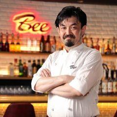 料理長 梶 賢一(かじ けんいち)