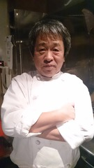 シェフ 穴澤 拓男