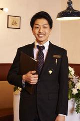 店長兼ウエディングプランナー 石倉 悠貴(いしくら ゆうき)