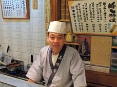オーナー料理長 福岡 賢治(ふくおか けんじ)