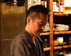店主 篠崎 英紀(しのざき ひでき)