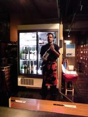 世界に日本酒の良さを伝えるSAKE伝道師 プラバ ガル(ぷらば がる)