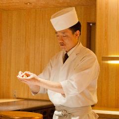 調理長 斉藤悟聖