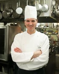 料理長 コラードデ・バルバ