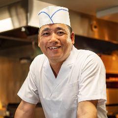 総料理長 佐々木宏