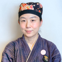 店主 板垣 美加子(いたがき みかこ)