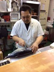 料理長 菊地 貴志(きくち たかし)