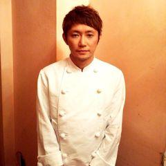 料理長 米谷 幸洋(よねや ゆきひろ)